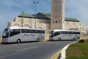 طلبا لإنقاذهم من الإفلاس.. مهنيو النقل السياحي يعودون للاحتجاج