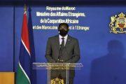 غامبيا تجدد دعمها الواضح لسيادة المغرب على صحرائه