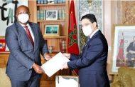 رسالة من رئيس جمهورية بوروندي إلى الملك  محمد السادس