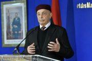 صالح يتطلع من الرباط إلى تشكيل حكومة ليبية مؤقتة تضم كفاءات