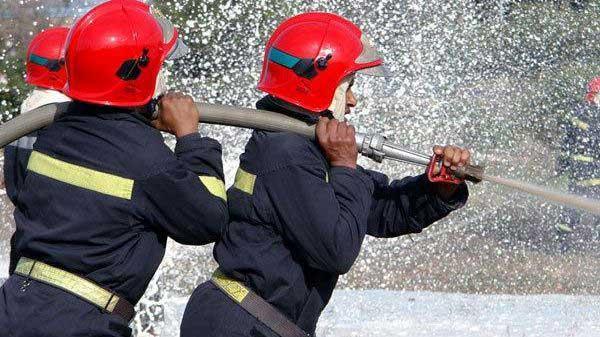 قتيل وخسائر مادية جراء اندلاع حريق بالسوق الجماعي لبلفاع