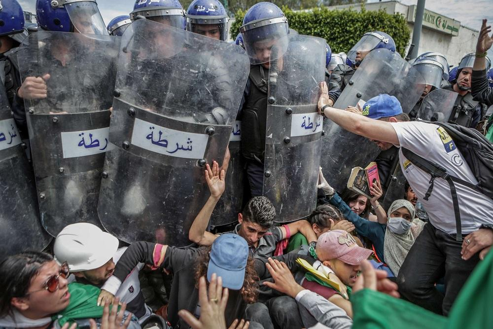 الجزائر.. قلق أممي بشأن قمع الحراك وتدهور حقوق الإنسان