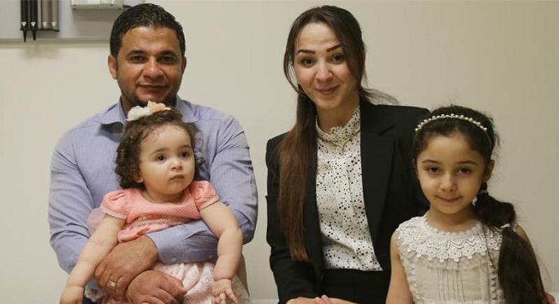 طفلة عراقية تتلقى أغلى حقنة في العالم!
