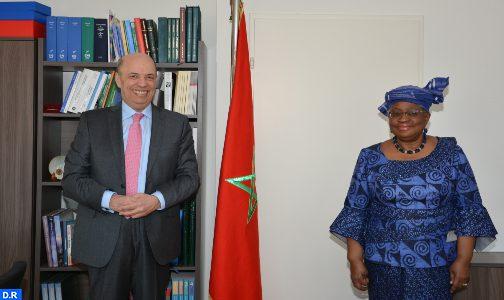 المديرة الجديدة لمنظمة التجارة العالمية تعرب عن امتنانها لدعم المغرب وتهاني الملك