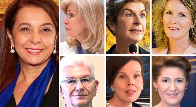 معهد إسباني يصنف كريمة بنعيش ضمن أبرز النساء الدبلوماسيات بمدريد