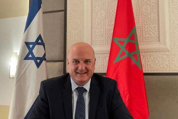 8 مارس.. القائم بأعمال ممثلية إسرائيل بالرباط يحتفي بالمغربيات على طريقته