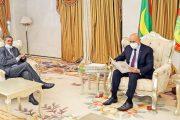 جمعية صحراوية تدين استقبال الرئيس الموريتاني لممثل البوليساريو المتابع بجرائم ضد الإنسانية