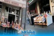 بسبب الإغلاق.. مقاهي ومطاعم تلجأ لبيع الحلويات والمعجنات في رمضان