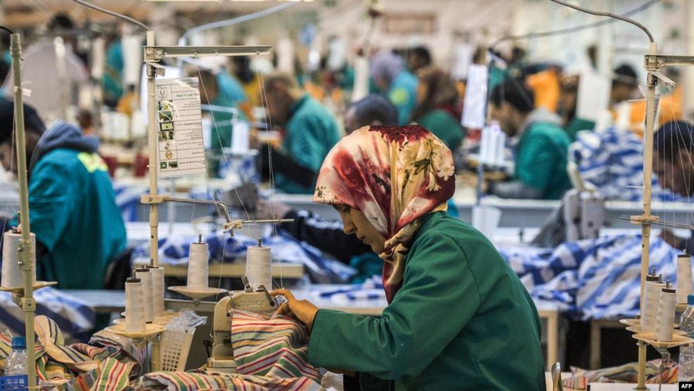 افتتاح وحدة صناعية بتطوان تشغل 60 امرأة من ممتهنات التهريب المعيشي سابقا