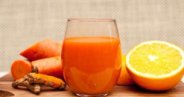 شهيوات رمضان 2021.. عصير الجزر والبرتقال