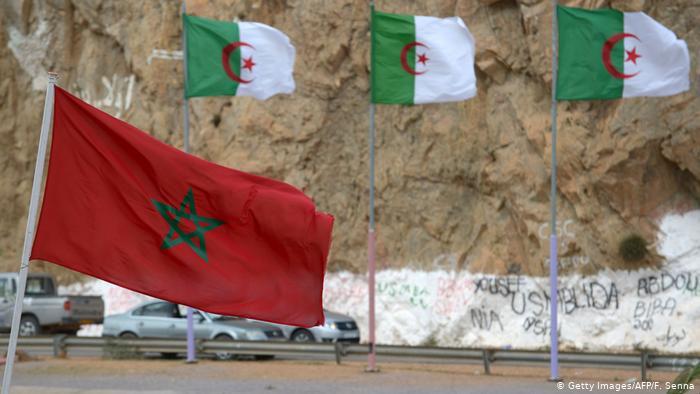 خريطة المغرب كاملة تصيب الجزائر بالسعار وتدفعها للانسحاب من اجتماع دولي
