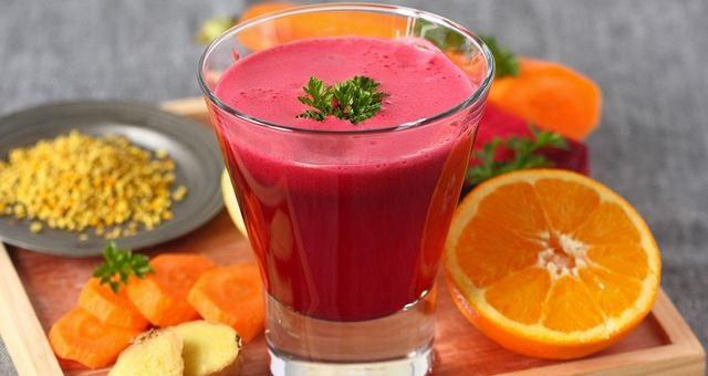 شهيوات رمضان 2021.. عصير الشمندر والبرتقال