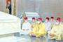 الملك محمد السادس يترحم على روح المغفور له الملك محمد الخامس