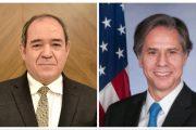 وزير الخارجية الأمريكي يفضح كذب نظيره الجزائري بوقادوم!