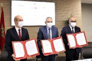 وزارة الصناعة تبرم شراكة للنهوض باستخدام التكنولوجيات الصناعية 4.0
