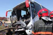 القنيطرة.. مصرع شخصين وإصابة 30 آخرين إثر انقلاب حافلة للمسافرين
