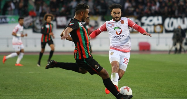 حسنية أكادير يواجه الجيش الملكي في افتتاح الجولة 13 من البطولة