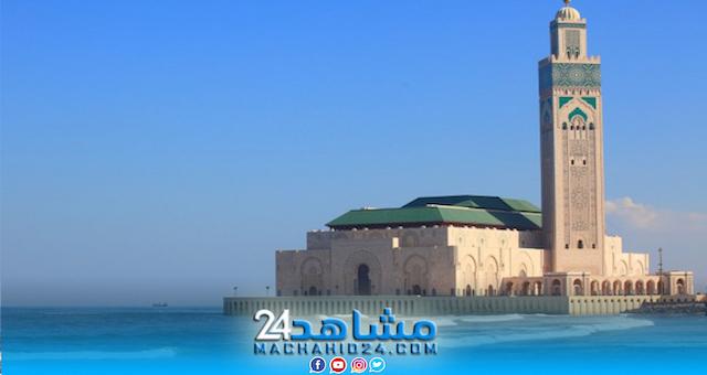 حكاية جامع (1).. مسجد الحسن الثاني جوهرة فوق الماء