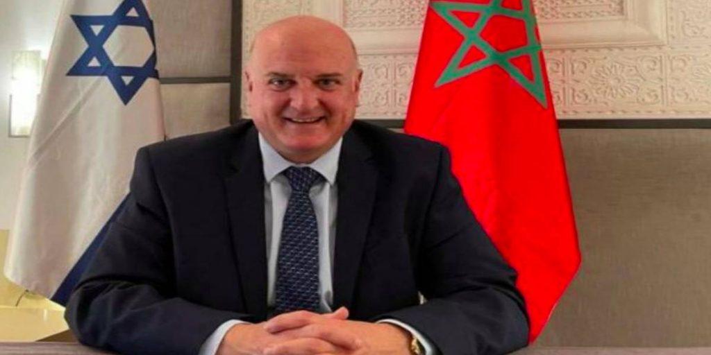 ممثل إسرائيل بالمغرب يعلن توقيع اتفاقيتي تعاون بين الرباط وتل أبيب