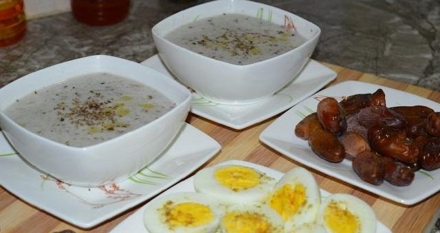 شهيوات رمضان 2021.. حساء
