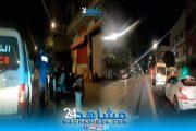 هكذا يتصدى أمن الحي المحمدي لمخالفي حظر التنقل الليلي