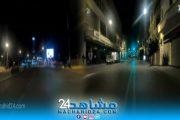 صرامة أمنية في الشوارع الرئيسية للدارالبيضاء في ثاني ليالي رمضان