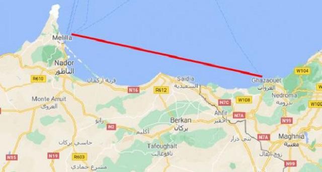 عبر مليلية المحتلة.. الجزائر تحاول الاصطياد في المياه العكرة
