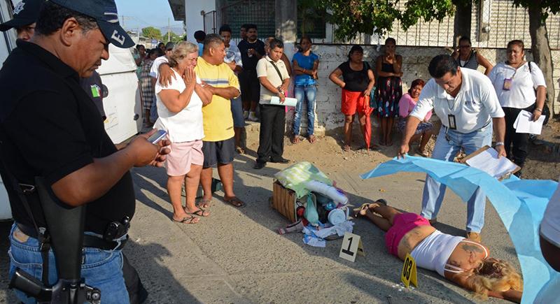 2370 جريمة قتل في المكسيك خلال شهر واحد!