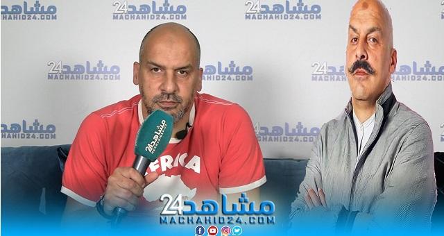 بالفيديو.. منصور بدري بطل