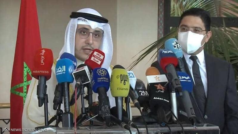 الكويت تنوه بموقف الملك محمد السادس لرأب الصدع الخليجي