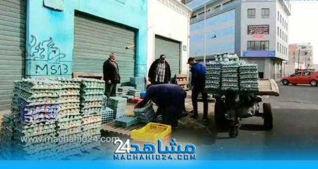 في آواخر رمضان.. أسعار البيض تلهب جيوب المواطنين