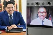 المغرب وبريطانيا يسطران أولويات خارطة طريق مشتركة لما بعد الجائحة
