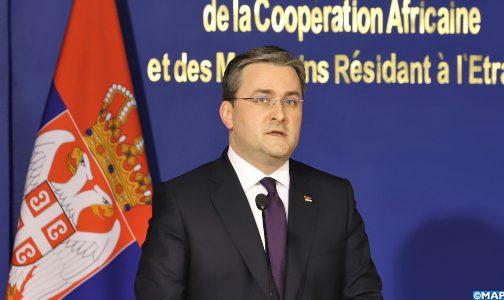 المغرب وصربيا يعتزمان تعزيز شراكتهما في قطاعات واعدة