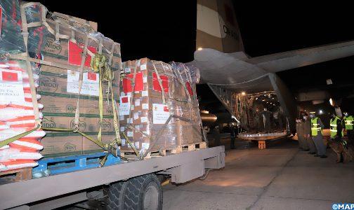 خبير إسباني: المساعدات المغربية للفلسطينيين مبادرة نبيلة تشهد على تضامن المغرب الدائم