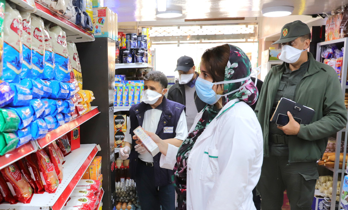 المنتجات الغذائية.. رصد مئات المخالفات خلال الأسابيع الثلاثة الأولى من رمضان