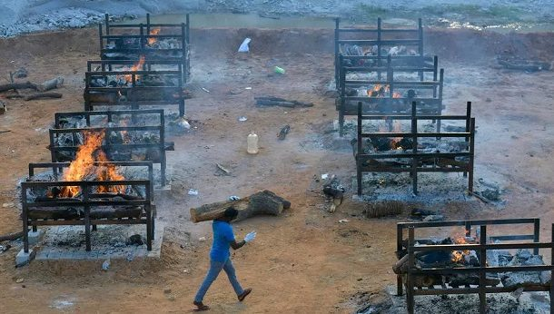 كورونا عبر العالم.. أكثر من 161.32 مليون إصابة ووضع مروع بالهند