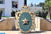 القوات المسلحة الملكية تخلد الذكرى الـ65 لتأسيسها