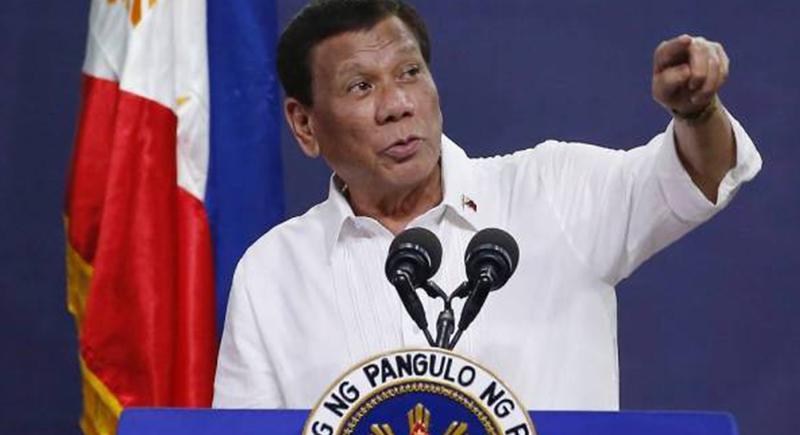 رئيس الفلبين: سنطعّم رافضي لقاح كورونا..وهم نائمون !