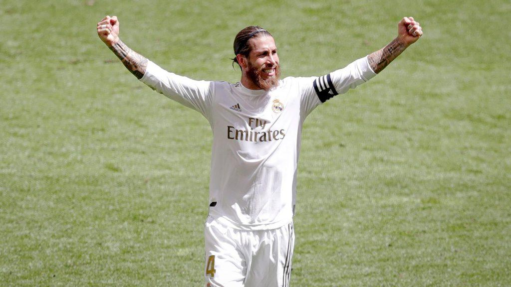 ريال مدريد يعلن رحيل راموس