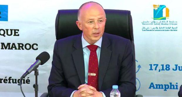 ممثل المفوضية الأممية السامية للاجئين: المغرب