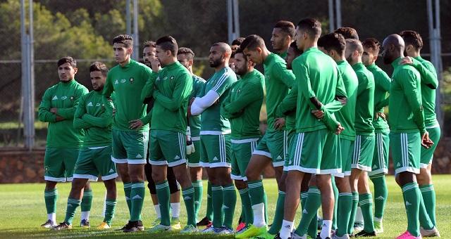استعدادا لبطولة كأس العرب.. المنتخب المحلي يواجه الفتح الرباطي وشباب المحمدية