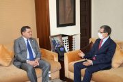العثماني يستقبل الدبيبة.. ومباحثات مهمة حول دعم المغرب للقضية الليبية