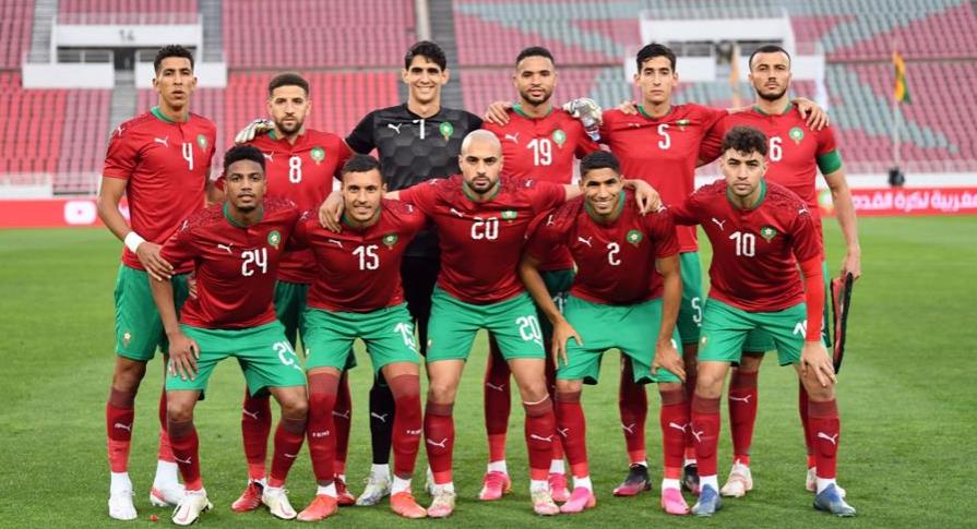 المنتخب المغربي يفوز على نظيره الغاني