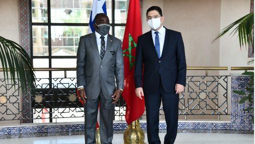 ليبيريا تعلن مواصلة دعم المقترح المغربي للحكم الذاتي