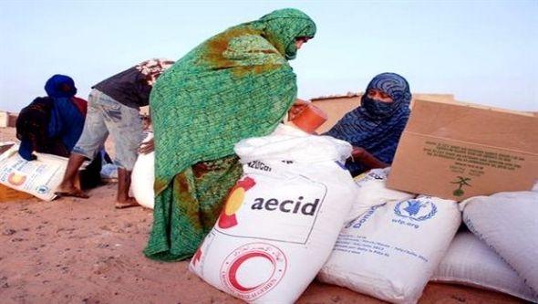 مساءلة النظام الجزائري حول اختلاس المساعدات الإنسانية في مخيمات تندوف