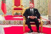 برقية تهنئة من الملك إلى بينيت بمناسبة انتخابه رئيسا للوزراء بدولة إسرائيل