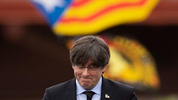 اعتقال رئيس حكومة كتالونيا السابق بوجديمونت في إيطاليا