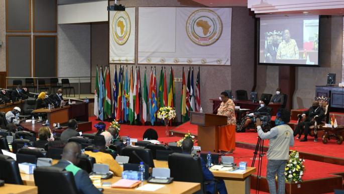 البرلمان الإفريقي ينتقد موقف نظيره الأوروبي بالتدخل في الأزمة المغربية الإسبانية