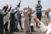 لتسهيل عودة عاملات الفراولة.. المغرب يفتح استثنائيا الحدود مع إسبانيا
