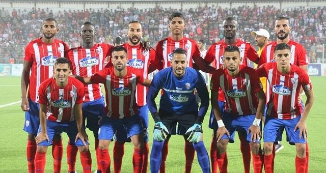 كورونا يضرب المغرب التطواني.. والأخير يعلن عن تسجيل 13 إصابة
